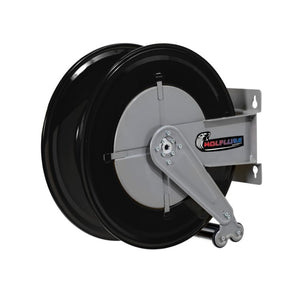 Wolflube Automatic Hose Reel for Grease – 3/4in – Up to 50ft freeshipping - Empire Lube Equipment
