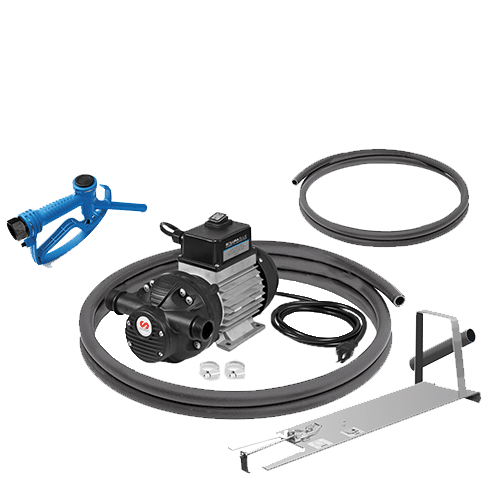 Standard Duty Solura Pump Kits-Non-Metered