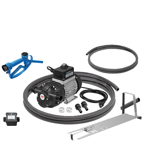 Standard Duty Solura Pump Kits-Metered