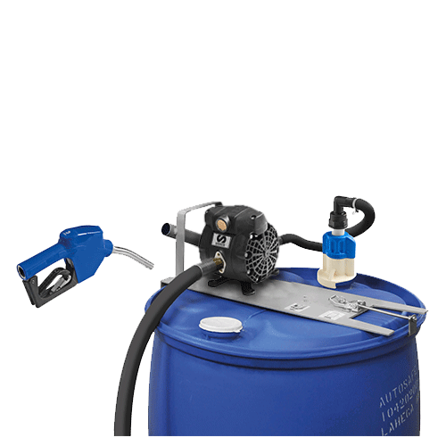 Standard Duty Pneumatic Pump Kits Non-Metered