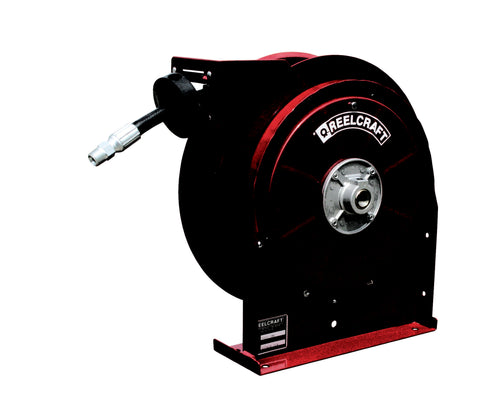 REELCRAFT 5435 OHP 1/4 x 35ft, 5000 psi, Grease With Hose