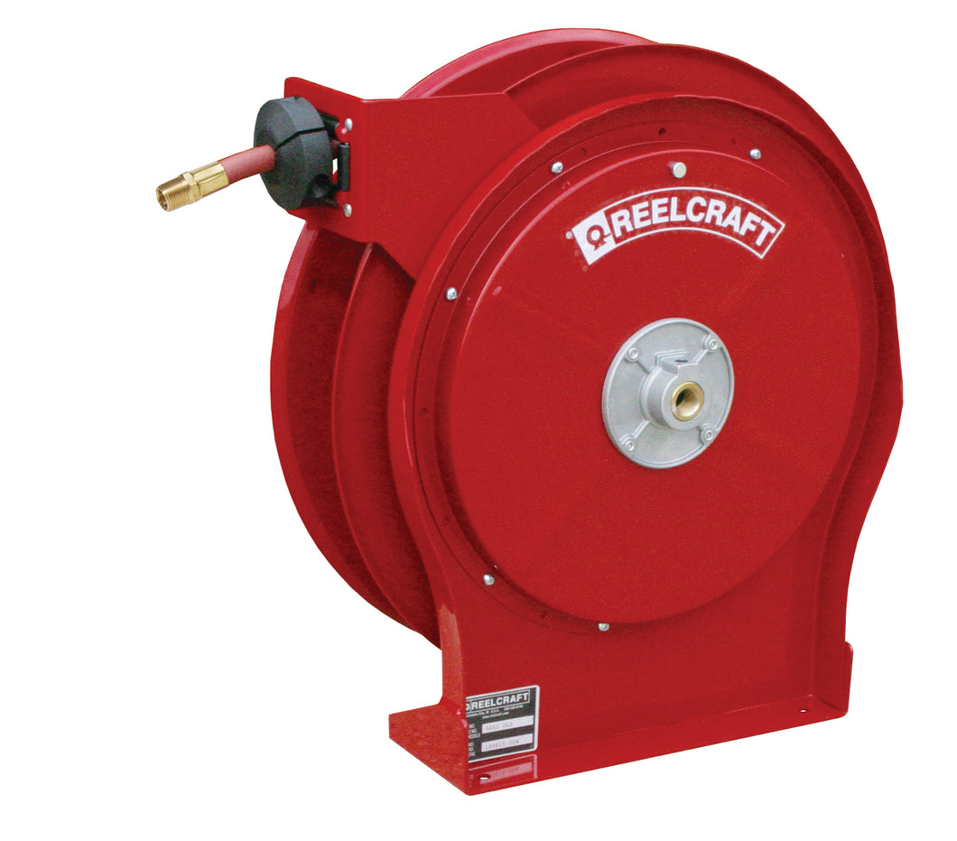 REELCRAFT B5835 OLP 1/2 x 35ft, 300 psi, Air / Water With Hose freeshipping - Empire Lube Equipment