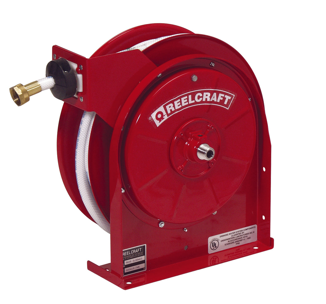 REELCRAFT A5835 OLBSW23 1/2 x 35ft, 150 psi, Water With Hose