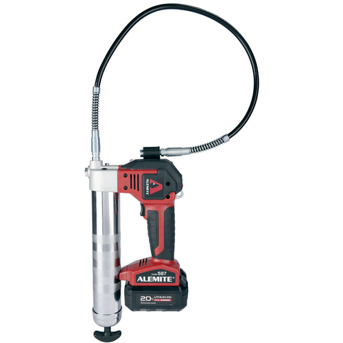 Alemite 20 Volt Lithium-Ion Grease Guns