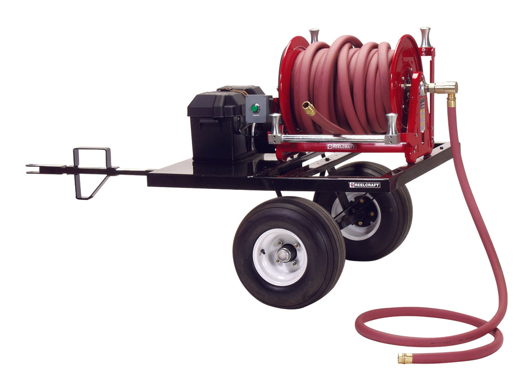 REELCRAFT 600910 Hose Reel and Trailer Kit