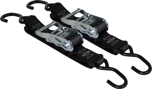 Norco Security Straps for Transmission Jacks   (Ratchet Straps) - 72002 - Empire Lube Equipment