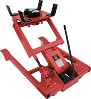 Norco 1-1/2 Ton Truck Capacity (Wide Chassis) Transmission Jack - U.S.A. - 72025 - Empire Lube Equipment