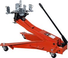 Norco 1/2 Ton Capacity Transmission Jack - 72050E - Empire Lube Equipment