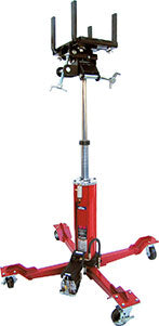 Norco 3/4 Ton Capacity Telescopic Under Hoist Air / Hydraulic Transmission Jack - FASTJACK - 72475A - Empire Lube Equipment