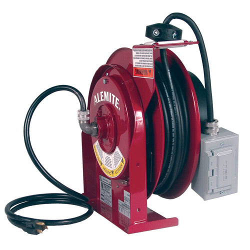 Alemite, 7260 Electric Cord Reel freeshipping - Empire Lube Equipment