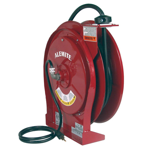 Alemite® 7261 Power Cord Reel freeshipping - Empire Lube Equipment