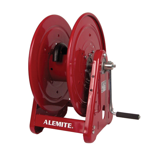 Alemite Hand Crank Reel Model 7350 freeshipping - Empire Lube Equipment