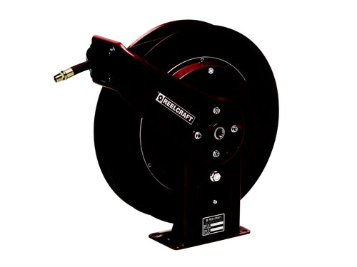 REELCRAFT 7850 OLP 1/2 x 50ft, 300 psi, Air / Water With Hose freeshipping - Empire Lube Equipment