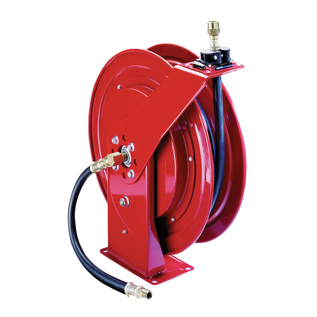 Alemite 8078-T, Maroon Heavy Duty Grease Hose Reel