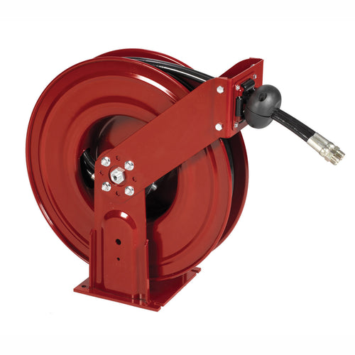 Alemite 8081-E, Narrow Double Post Air/Water Hose Reel freeshipping - Empire Lube Equipment