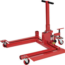 Norco 3/4 Ton (1500 Lb.) Capacity Wheel Dolly - 82320 - Empire Lube Equipment
