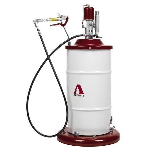Alemite Portable Standard Duty Pneumatic Grease Pumps