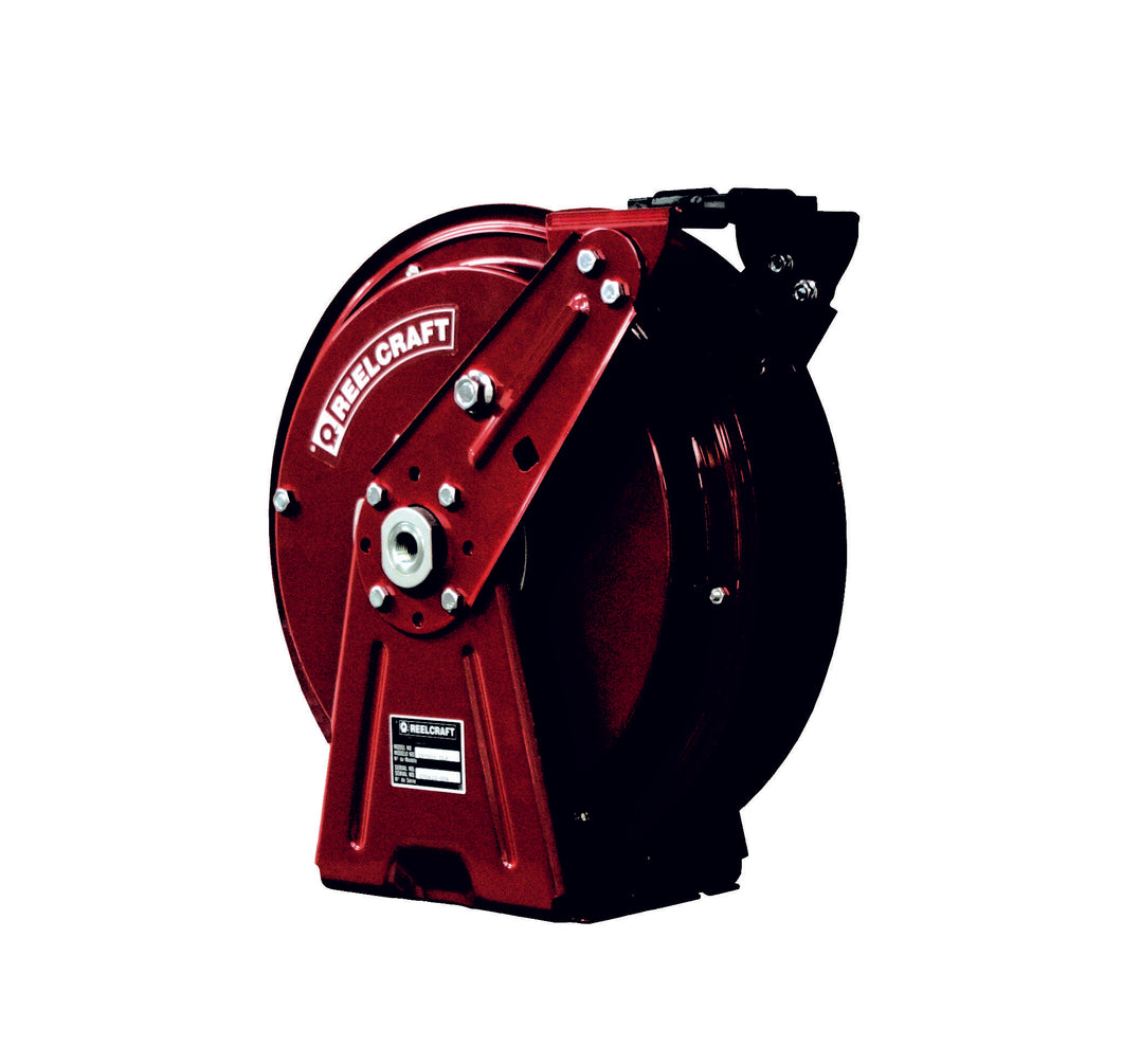 REELCRAFT DP7600 OLP 3/8 x 70ft, 500 psi, Air / Water Without Hose
