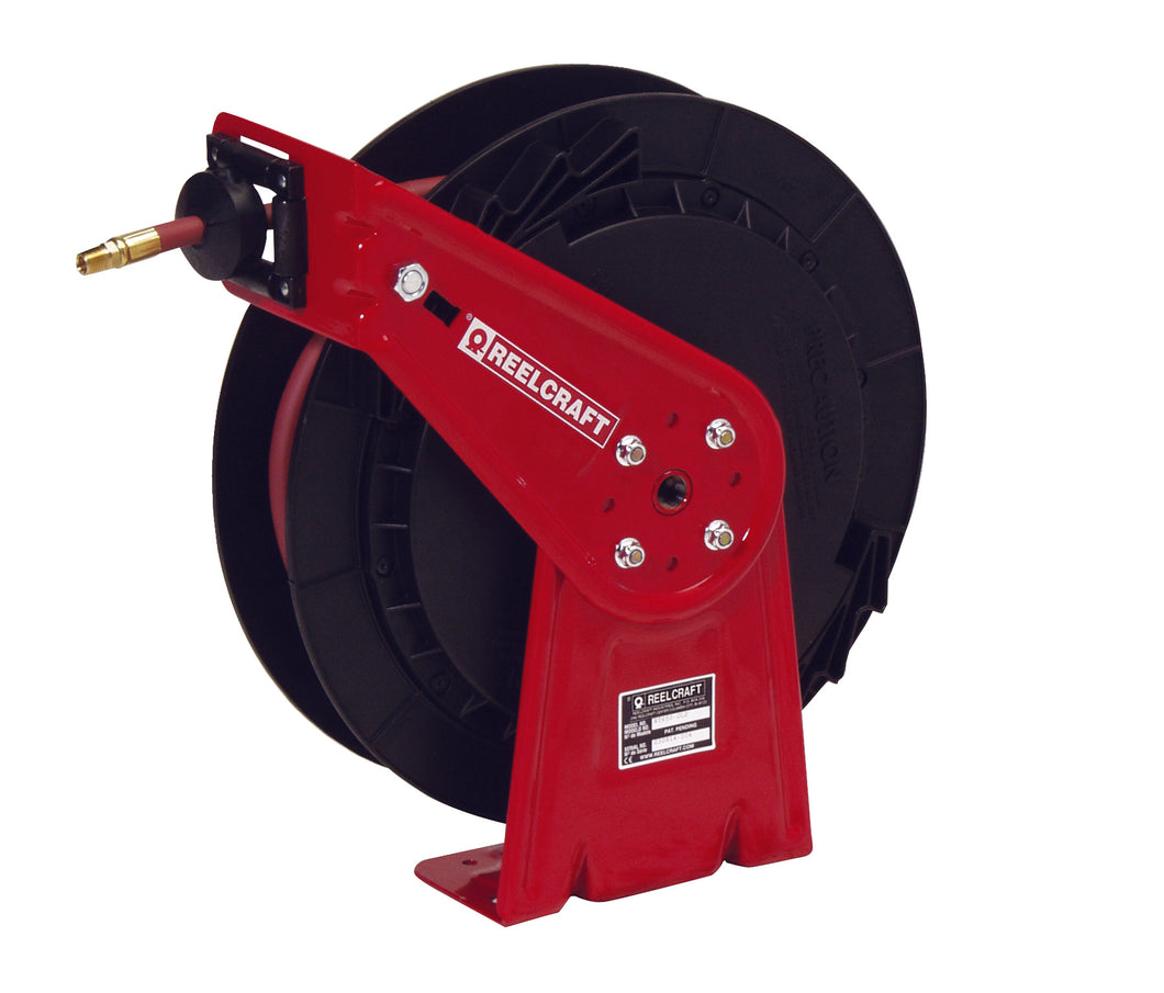 REELCRAFT RT450-OLP 1/4 x 50ft, 300 psi, Air / Water With Hose freeshipping - Empire Lube Equipment