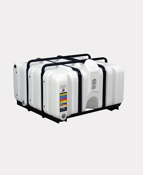 Rhino Tuff Tanks RTT-1105 80 GALLON CAGED TANK PACKAGE