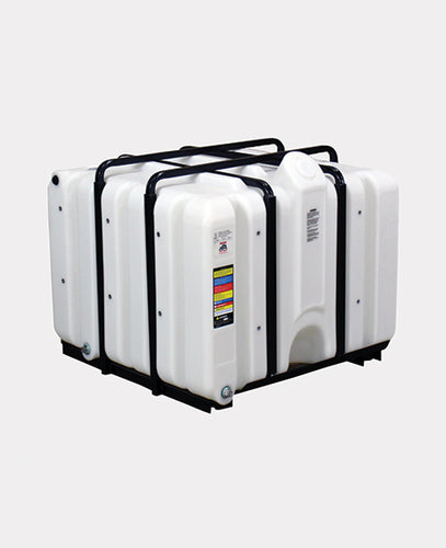 RTT-1205 120 GALLON CAGED TANK PACKAGE