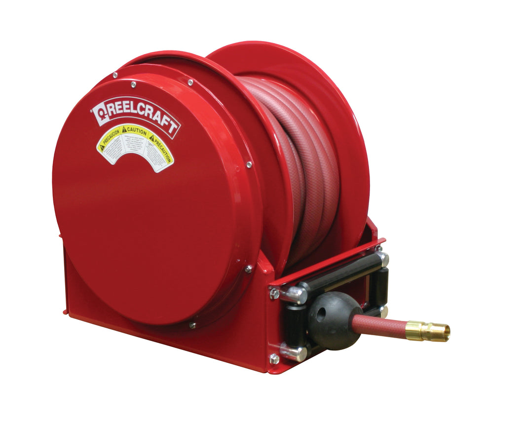 REELCRAFT SD14035 OLP 1 x 35ft, 300 psi, Air / Water With Hose freeshipping - Empire Lube Equipment
