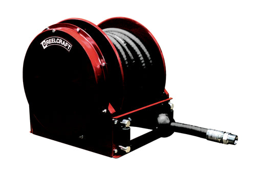 REELCRAFT SD14050 OVP 1 x 50ft, 28 Hg~300 psi, Vacuum Recorery With Hose freeshipping - Empire Lube Equipment