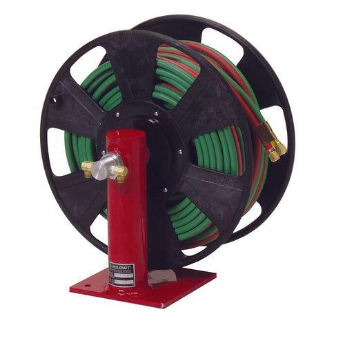 REELCRAFT T-1225-04-100T 1/4 x 100ft, 250 psi, Gas Weld. T Grade With Hose freeshipping - Empire Lube Equipment