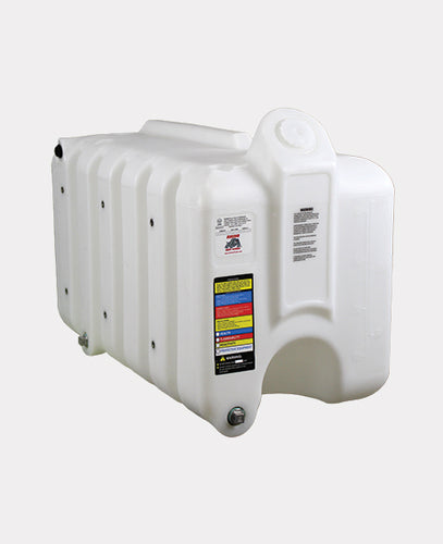 RTT-1111 45 GALLON VERTICAL TANK