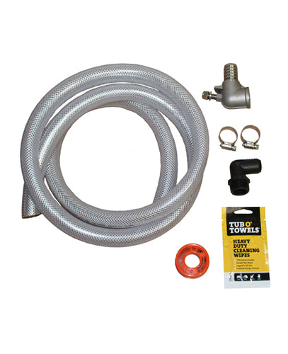 Rhino Tuff Tanks RTT-4092 2-TANK GRAVITY FEED ACCESSORY PACKAGE