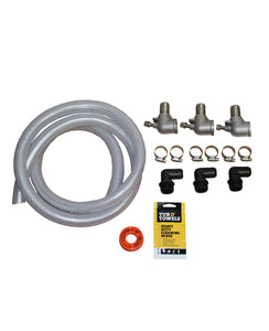 Rhino Tuff Tanks RTT-4094  4-TANK GRAVITY FEED ACCESSORY PACKAGE