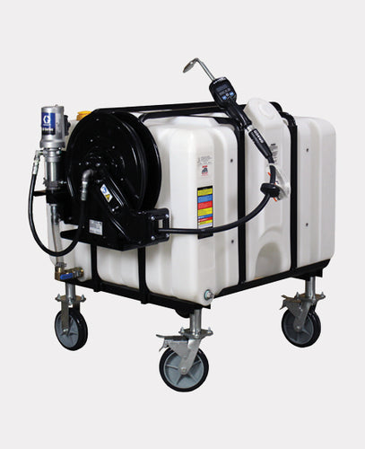 RTT-7202  120 GALLON PORTABLE TANK SYSTEM