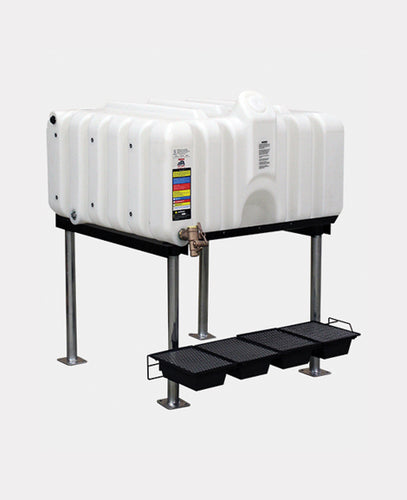 Rhino Tuff Tanks RTT-6300-NV 80 GALLON GRAVITY FEED TANK PACKAGE