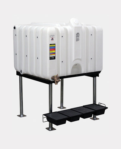 Rhino Tuff Tanks RTT-6200-NV 120 GALLON GRAVITY FEED TANK PACKAGE