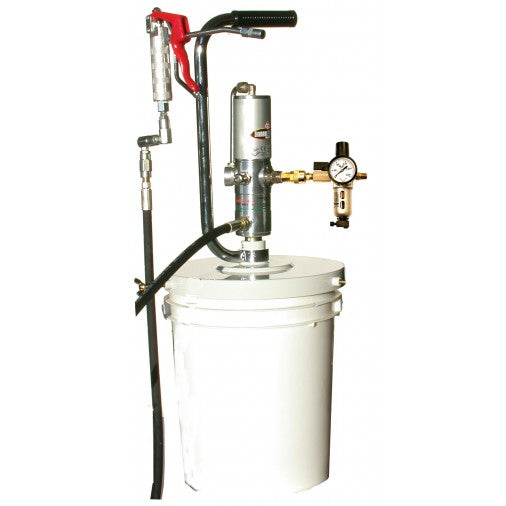 Zeeline 3574R-20 - 50:1 Grease System - Empire Lube Equipment