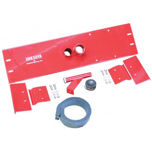 Zeeline 6601 - Tote Mounting Plate - Empire Lube Equipment