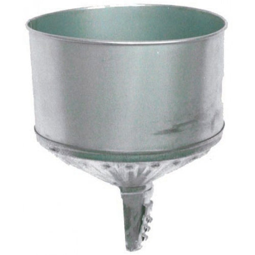 Zeeline 703 - 8 Quart Galvanized Funnel
