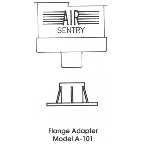 A-101 - Flange Adapter