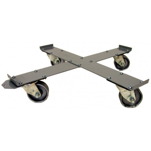 Zeeline 138-S - Cross Brace Dolly with Phenolic Casters