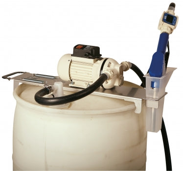 LiquiDynamics 33115-S1A Automatic 115 VAC 55 Gallon Drum Topper System - Empire Lube Equipment