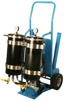 LiquiDynamics High Viscosity Filter Cart | P/N 33277