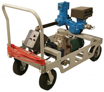 LiquiDynamics Three Speed Cart With PowerMaster | P/N 33384P