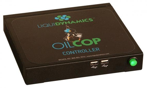 LiquiDynamics Oil Cop Controller (CTR) | P/N 100854C - Empire Lube Equipment