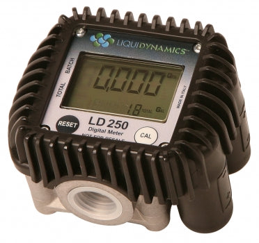 Liquidynamics In-Line Meters w/ Display | P/N 100200