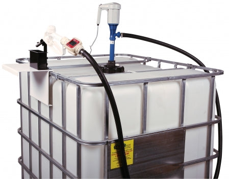 LiquiDynamics Automatic OPEN DEF IBC Tote Systems | P/N 970019-12A