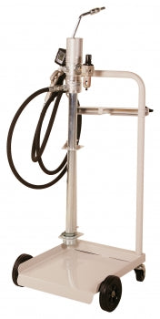 LiquiDynamics Mobile Cart System for use with 16 Gallon / 120 lb. Drums | P/N 20073-S41 - Empire Lube Equipment