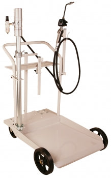LiquiDynamics Mobile Heavy Duty Cart System for use with 55 gallon Drums | P/N 20094-S31 - Empire Lube Equipment