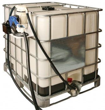 LiquiDynamics Automatic Simple DEF IBC Tote System | P/N 970020-12A
