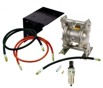 "Liquidynamics 1/2"" Double Diaphragm Pump Kit 