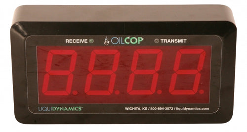 LiquiDynamics Remote LED Display (RED) | P/N 100905 - Empire Lube Equipment